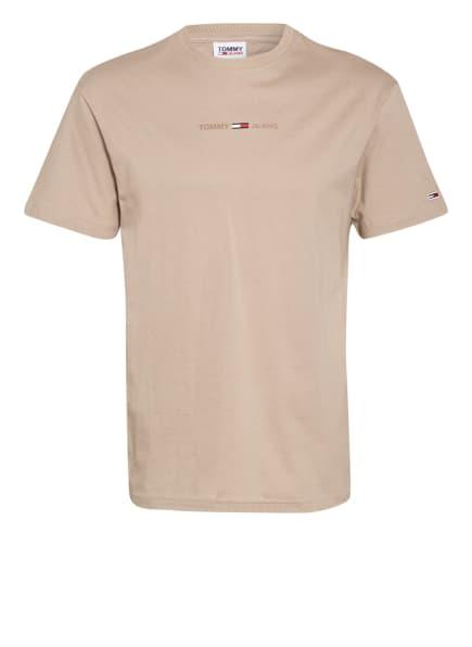 TOMMY JEANS T-Shirt, Farbe: BEIGE (Bild 1)