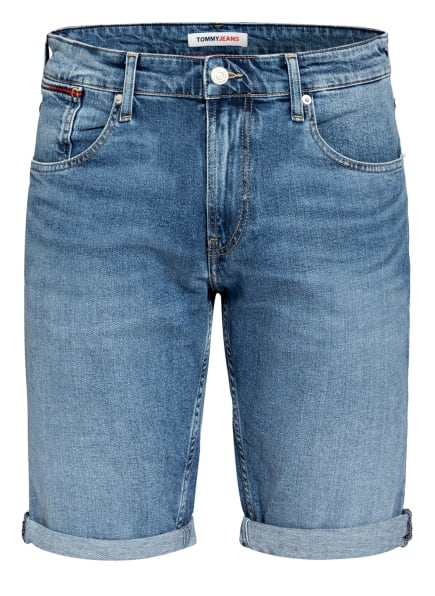TOMMY JEANS Jeans-Shorts RONNIE Relaxed Fit, Farbe: 1A5 Hudson Mb Com (Bild 1)