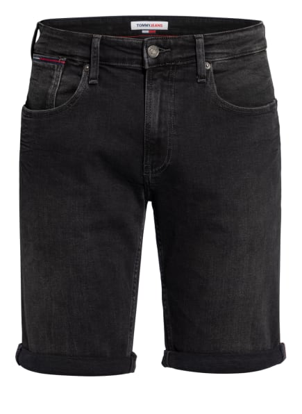 TOMMY JEANS Jeans-Shorts RONNIE Relaxed Fit, Farbe: 1BZ Kansas Bk Bk Com (Bild 1)