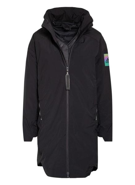 adidas 2-in-1-Outdoor-Jacke MYSHELTER, Farbe: SCHWARZ (Bild 1)