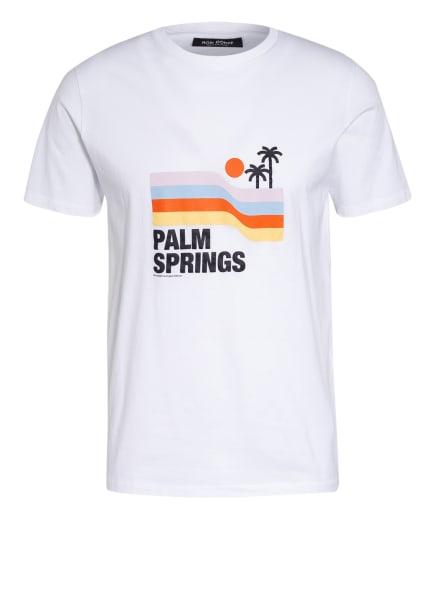 RON DORFF Lounge-Shirt, Farbe: WEISS (Bild 1)