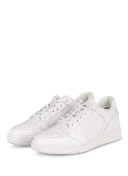 POLO RALPH LAUREN Sneaker , Farbe: WEISS (Bild 1)