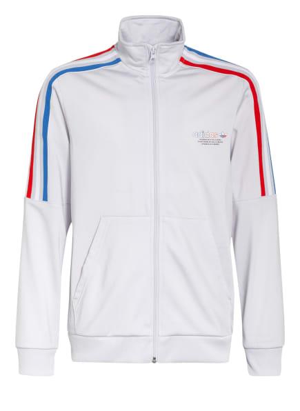 adidas Originals Sweatjacke, Farbe: HELLGRAU (Bild 1)