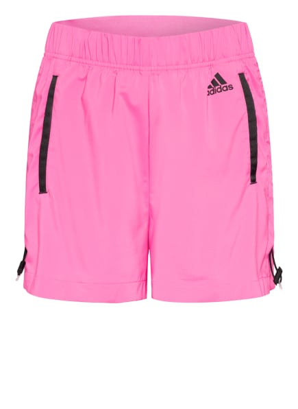 adidas Fitnesshorts SPORTSWEAR, Farbe: NEONPINK (Bild 1)