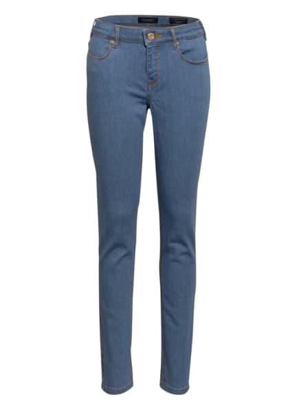 SCOTCH R'BELLE Jeans LA CHARMANTE Skinny Fit, Farbe: HELLBLAU (Bild 1)