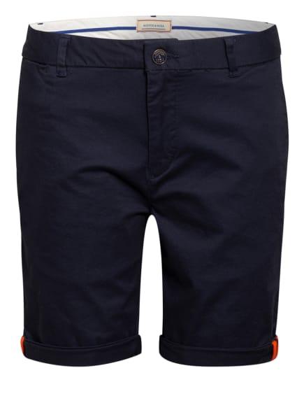 SCOTCH SHRUNK Chino-Shorts, Farbe: DUNKELBLAU (Bild 1)