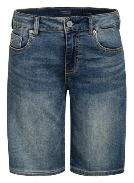 SCOTCH SHRUNK Jeans-Shorts, Farbe: BLAU (Bild 1)