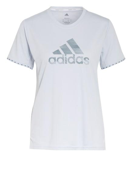 adidas T-Shirt NECESSI, Farbe: HELLBLAU (Bild 1)