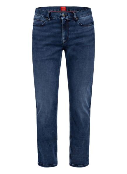 HUGO Jeans 708 Slim Fit, Farbe: 410 NAVY (Bild 1)