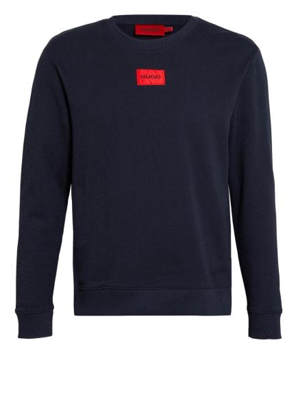 HUGO Sweatshirt DIRAGOL, Farbe: DUNKELBLAU (Bild 1)