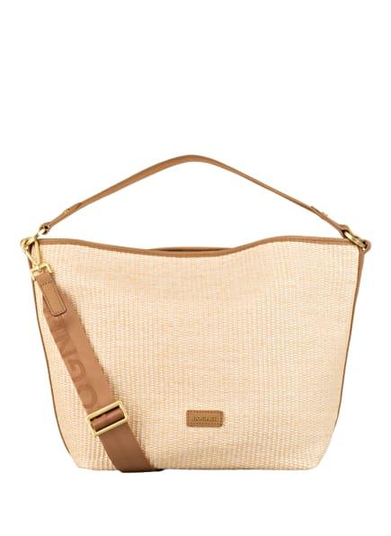 BOGNER Hobo-Bag ELM LISA, Farbe: CREME/ BEIGE (Bild 1)