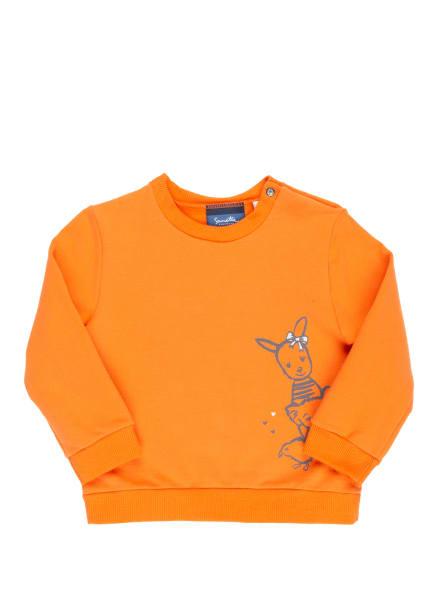 Sanetta KIDSWEAR Sweatshirt , Farbe: ORANGE (Bild 1)