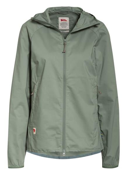 FJÄLLRÄVEN Outdoor-Jacke HIGH COAST SHADE, Farbe: OLIV (Bild 1)
