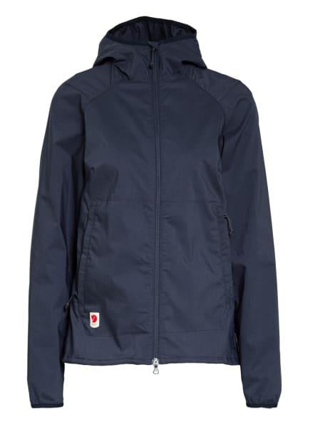 FJÄLLRÄVEN Outdoor-Jacke HIGH COAST SHADE, Farbe: DUNKELBLAU (Bild 1)