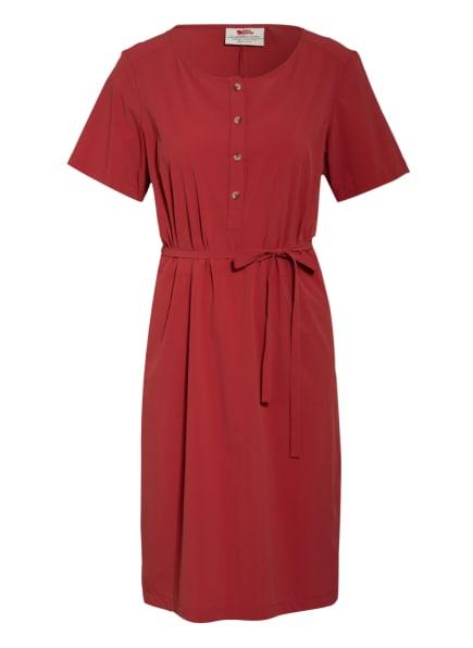 FJÄLLRÄVEN Outdoor-Kleid ÖVIG, Farbe: ROT (Bild 1)