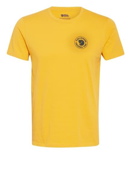 FJÄLLRÄVEN T-Shirt 1960, Farbe: DUNKELGELB (Bild 1)