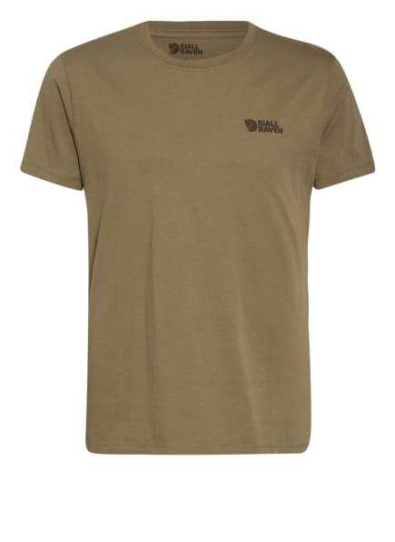 FJÄLLRÄVEN T-Shirt TORNETRESK, Farbe: OLIV (Bild 1)