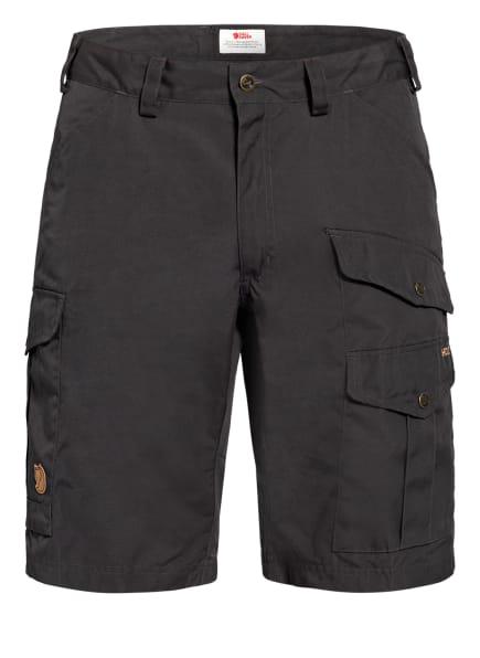 FJÄLLRÄVEN Outdoor-Shorts BARENS PRO, Farbe: DUNKELGRAU (Bild 1)