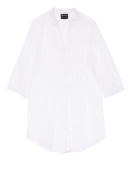 Hot Stuff Hemdblusenkleid MARSEILLE, Farbe: WEISS (Bild 1)