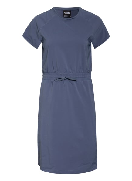 THE NORTH FACE Outoor-Kleid NEVER STOP WEARING DRESS mit UV-Schutz 50+, Farbe: BLAUGRAU (Bild 1)