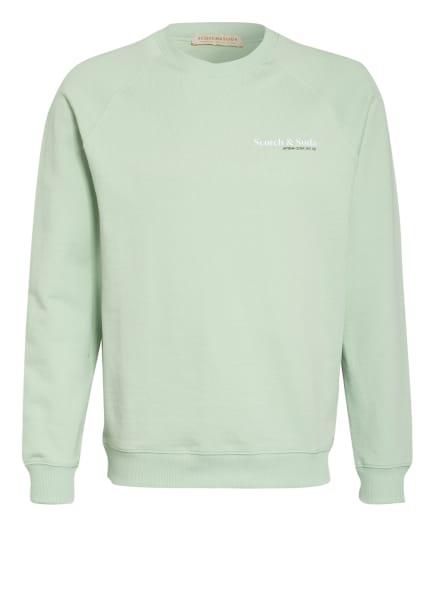 SCOTCH & SODA Sweatshirt, Farbe: MINT (Bild 1)