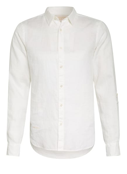 SCOTCH & SODA Leinenhemd Regular Fit , Farbe: WEISS (Bild 1)