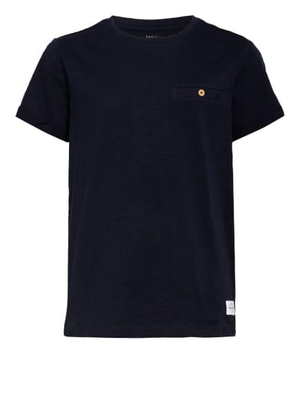 name it T-Shirt, Farbe: DUNKELBLAU (Bild 1)
