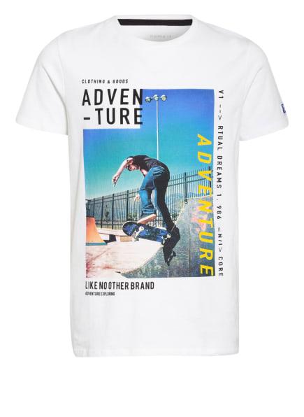 name it T-Shirt, Farbe: WEISS (Bild 1)