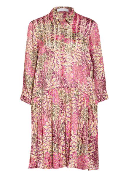 CINQUE Kleid CIDAVOLI, Farbe: PINK/ GELB/ SCHWARZ (Bild 1)