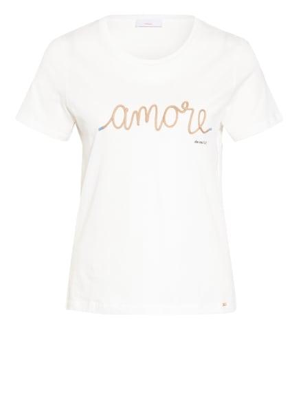 CINQUE T-Shirt CIAMY , Farbe: WEISS (Bild 1)