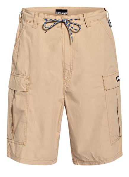 NAPAPIJRI Cargo-Shorts HANAKAPI, Farbe: BEIGE (Bild 1)