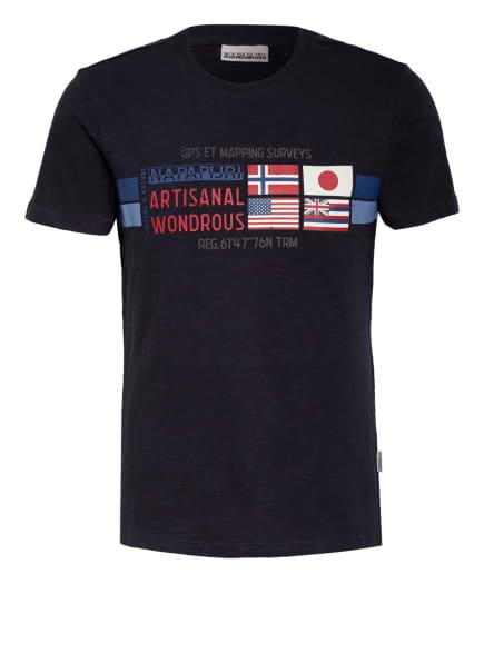 NAPAPIJRI T-Shirt SILEA, Farbe: DUNKELBLAU (Bild 1)