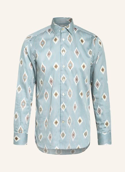 ETRO Hemd Regular Fit , Farbe: HELLBLAU/ BLAU/ HELLBRAUN (Bild 1)