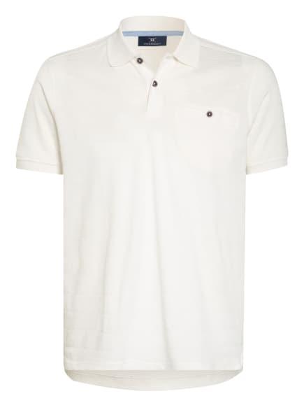 STROKESMAN'S Strick-Poloshirt, Farbe: WEISS (Bild 1)