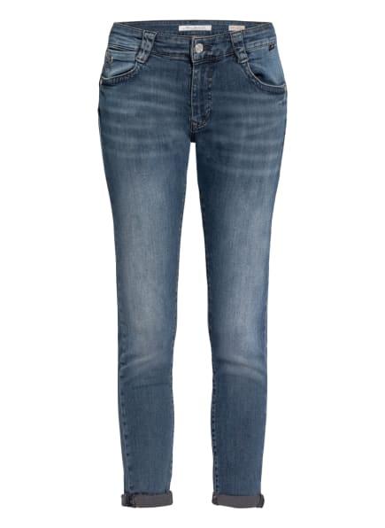 mavi Skinny Jeans LEXY, Farbe: 31466 dark blue black glam (Bild 1)