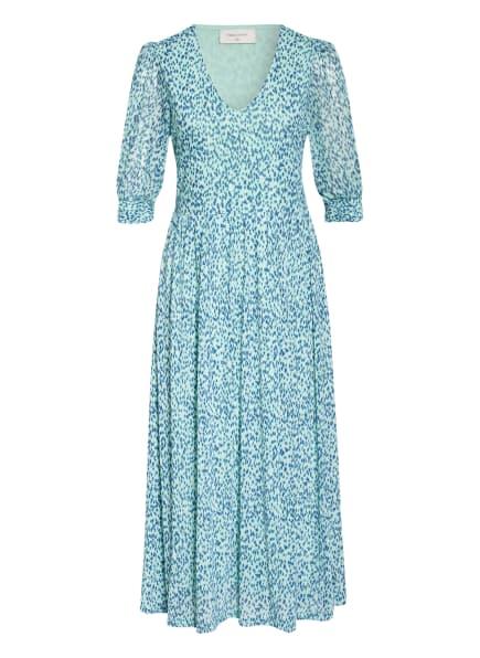 FREEQUENT Kleid FQKARMA, Farbe: MINT/ BLAU/ WEISS (Bild 1)
