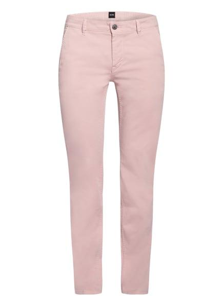 BOSS Chino SCHINO Slim Fit , Farbe: ROSÉ (Bild 1)