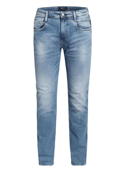 REPLAY Hose ANBASS Slim Fit, Farbe: 010 LIGHT BLUE (Bild 1)