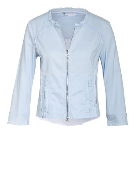 SPORTALM Jacke mit Leinen, Farbe: HELLBLAU (Bild 1)