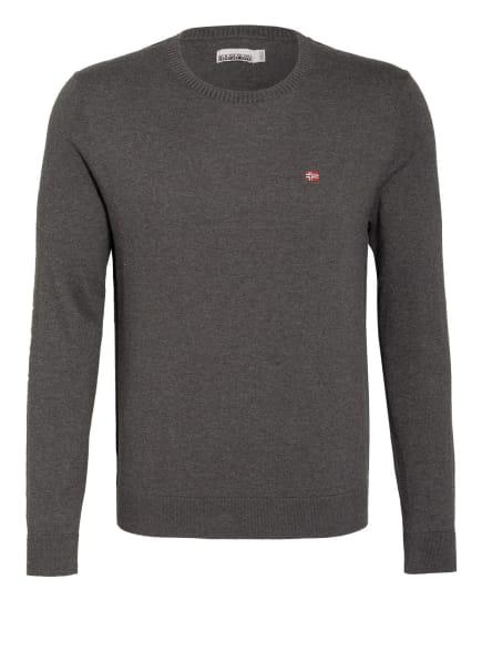 NAPAPIJRI Pullover, Farbe: DUNKELGRAU (Bild 1)