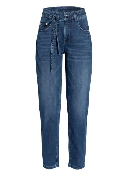 MAC Mom Jeans MINA, Farbe: D567 authentic use blue wash (Bild 1)