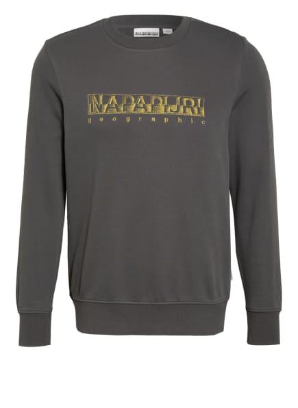 NAPAPIJRI Sweatshirt BALLAR, Farbe: DUNKELGRAU (Bild 1)