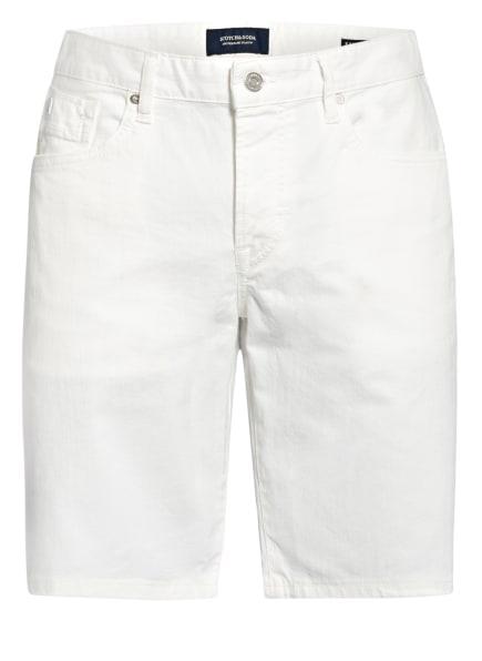 SCOTCH & SODA Jeans-Shorts, Farbe: 0001 Off White (Bild 1)