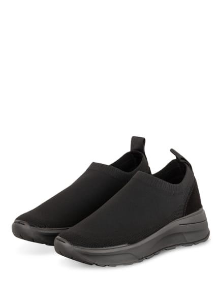 VAGABOND Plateau-Sneaker JANESSA, Farbe: SCHWARZ (Bild 1)