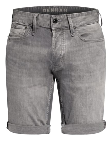 DENHAM Jeans-Shorts RAZOR Regular Fit, Farbe: 48 GREY (Bild 1)