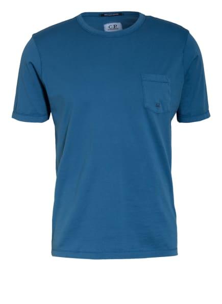 C.P. COMPANY T-Shirt, Farbe: BLAU (Bild 1)