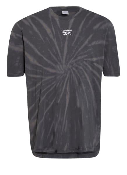 Reebok CLASSIC T-Shirt CLASSICS, Farbe: SCHWARZ/ GRAU (Bild 1)