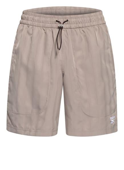 Reebok CLASSIC Shorts, Farbe: TAUPE (Bild 1)