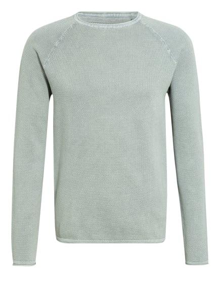 KEY LARGO Pullover THOMAS, Farbe: HELLGRÜN (Bild 1)