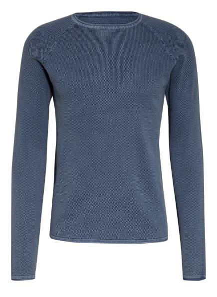 KEY LARGO Pullover THOMAS, Farbe: BLAU (Bild 1)